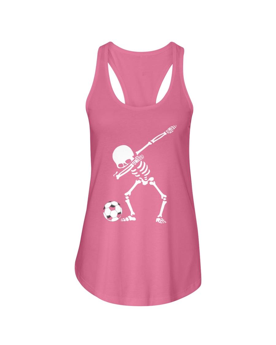 Soccer Dab Ladies Flowy Tank showcase