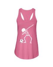 Soccer Dab Ladies Flowy Tank thumbnail