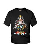 Bakery Christmas Gift Youth T-Shirt thumbnail