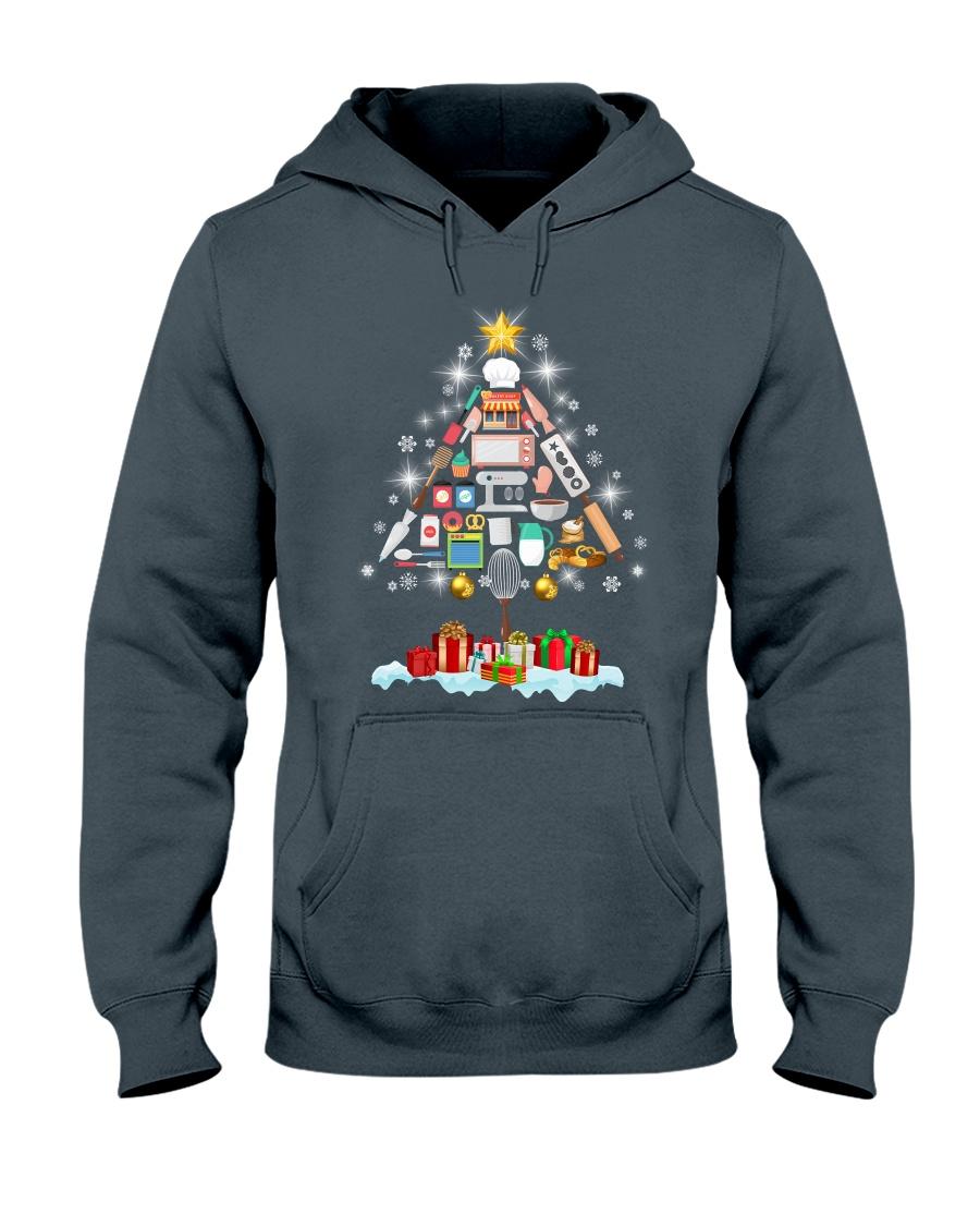 Bakery Christmas Gift Hooded Sweatshirt