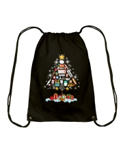 Bakery Christmas Gift Drawstring Bag thumbnail