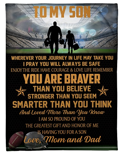 Football Funny You Are Braver Graphic Design