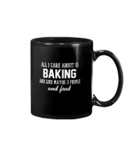 All I care about is baking Mug thumbnail