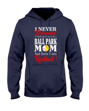 I'M A BALLPARK MOM Hooded Sweatshirt thumbnail