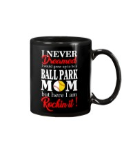 I'M A BALLPARK MOM Mug thumbnail
