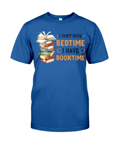 Books I Don't Have Bedtime