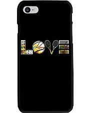 Tennis Sunflower Love Phone Case thumbnail