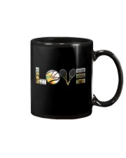 Tennis Sunflower Love Mug thumbnail