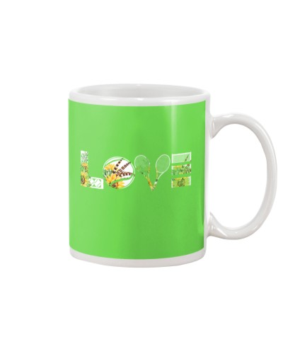 Tennis Sunflower Love
