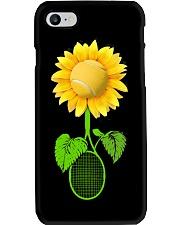 Tennis Sunflower Phone Case thumbnail