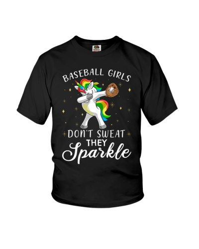 Baseball Girls Don't Sweat