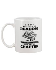 I Can Quit As Soon As I Finish One More Chapter Mug back