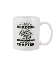 I Can Quit As Soon As I Finish One More Chapter Mug front