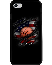 Basketball USA Flag Phone Case thumbnail