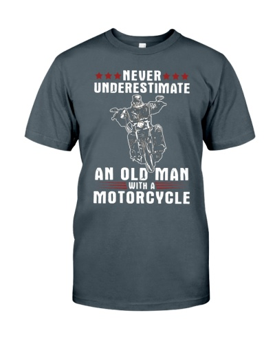 Motocycle Never Underestimate