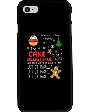 Cake Delightful Phone Case thumbnail