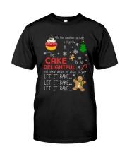 Cake Delightful Classic T-Shirt thumbnail
