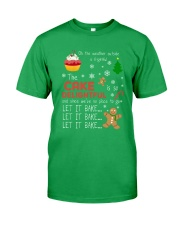 Cake Delightful Classic T-Shirt front
