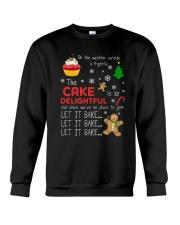Cake Delightful Crewneck Sweatshirt thumbnail