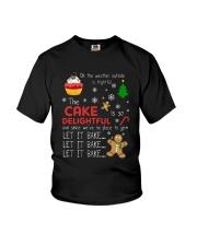 Cake Delightful Youth T-Shirt thumbnail