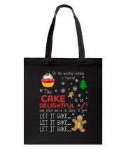 Cake Delightful Tote Bag thumbnail