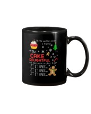 Cake Delightful Mug thumbnail