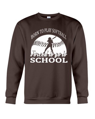 Softball - Forced to go to school