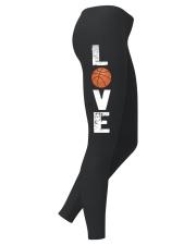 Basketball Love Ladies Leggings right