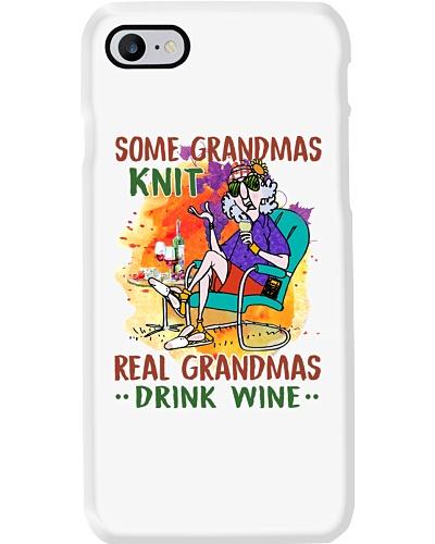 Wine Some Grandmas Knit