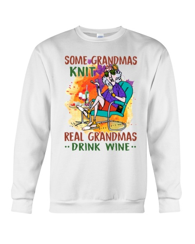 Wine Some Grandmas Knit