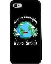 Keep The Earth Clean  Phone Case thumbnail