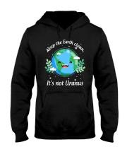 Keep The Earth Clean  Hooded Sweatshirt thumbnail