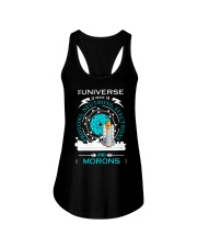 Universe is made of Ladies Flowy Tank thumbnail