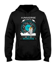 Universe is made of Hooded Sweatshirt thumbnail