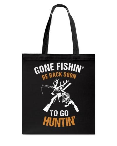 Hunting Gone Fishin'
