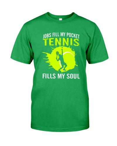 TENNIS FILLS MY SOUL