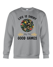 Play Volleyballs Crewneck Sweatshirt thumbnail