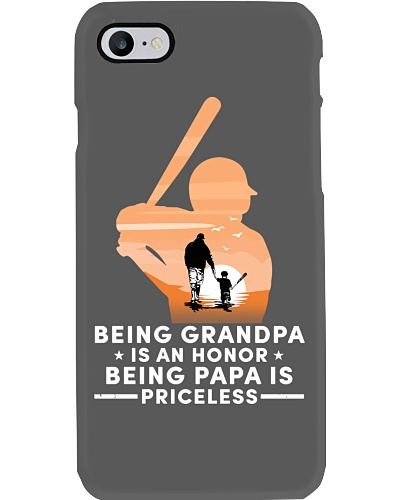Baseball Being Grandpa Is An Honor