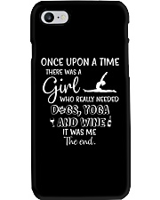 Yoga- One Upon A Time Phone Case thumbnail