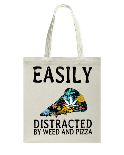 Weed Easily Distracted