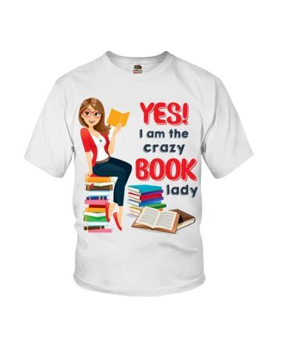 Books I Am The Crady Lady