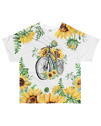 Cycling 3D Sunflower
