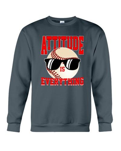 Baseball - Attitude