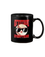 Baseball - Attitude Mug thumbnail
