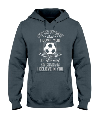 Soccer - Never Forget