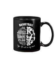 Basketball In My Head Mug thumbnail