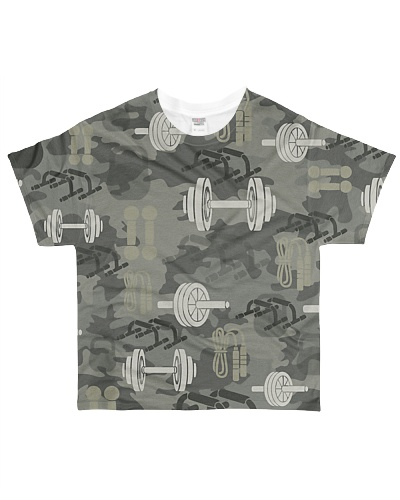 Gym Camouflage