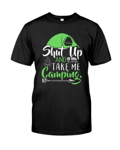 SHUT UP AND TAKE ME CAMPING