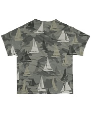 Sailing Camouflage All-over T-Shirt back