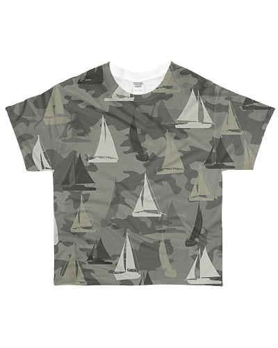 Sailing Camouflage